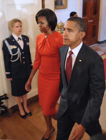 Pres. Obama and Michelle